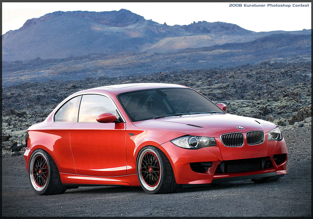 """Modified BMW 135i"" by Joel Hernandez is licensed under CC BY 2.0"