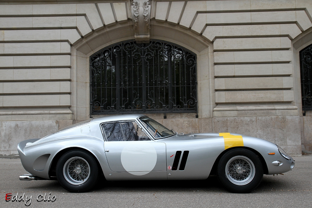 """Ferrari 250 GTO"" by Eddy Clio is licensed under CC BY 2.0"