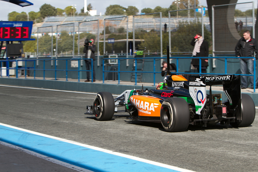 """Featured Image - """"Creative Commons F1 Testing Jerez 2014 Day 2 at Jerez, 1st F1 test, 2014"""" by Paul Williams is licensed under CC BY 2.0"""