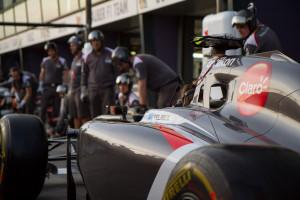"""2014 Australian F1 Grand Prix"" by J.H Sohn is licensed under CC BY 2.0"