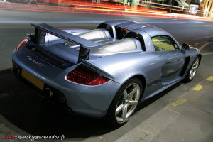 "Featured Image - ""PORSCHE CARRERA GT"" by Eddy Clio is licensed by CC 2.0"